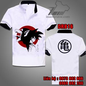 Mẫu áo Thun Dragon Ball DRB16