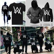 Áo phông - áo khoác đen Alan walker chính hãng đc giới trẻ yêu thích