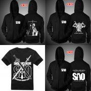 áo khoác kirito - sword art online giá rẻ cực đẹp