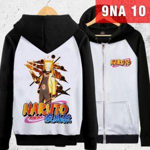 Ảnh áo khoác Naruto đẹp mẫu mới nhất