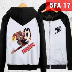 Shop bán áo khoác Natsu Fairy Tail chất lượng giá rẻ