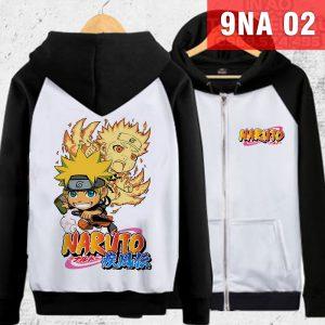 Shop Áo Khoác Naruto ở Hà Nội giá rẻ - In áo Naruto theo yêu cầu