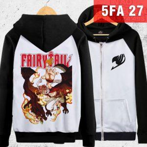 Bán áo khoác Natsu Fairy Tail đẹp giá rẻ chất lượng ở Hà Nam
