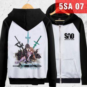 Shop Anime áo khoác Sword Art Online in theo yêu cầu tại Đà Lạt