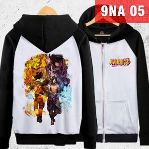 Mẫu áo Naruto - Sasuke mới nhất - xưởng in áo Naruto theo yêu cầu