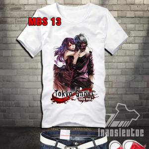 Mẫu áo cặp Tokyo Ghoul đẹp độc siêu đáng yêu - INAOSIEUTOC.COM