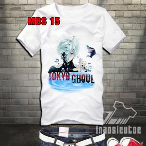 Khuyến mãi giảm giá áo thun Tokyo Ghoul đẹp giá rẻ