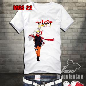 Áo phông Naruto the last đẹp - áo anime - inaosieutoc.com