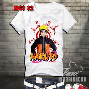Mẫu áo phông Naruto đẹp yêu thích nhất - áo anime manga đẹp