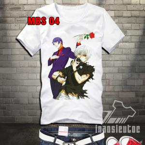 Mẫu áo Tokyo Ghoul được mua nhiều nhất tại INAOSIEUTOC.COM
