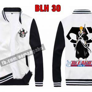 Mẫu áo khoác Bleach đẹp giá rẻ in theo yêu cầu