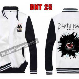 Shop bán áo khoác Deathnote anime đẹp giá rẻ ở hồ chí minh