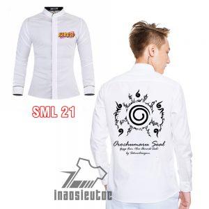 áo sơ mi naruto tại hà nội - In áo Naruto theo yêu cầu độc đẹp