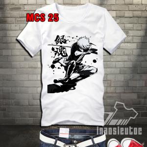 Shop manga bán áo in hình gintama - áo anime -inaosieutoc.com
