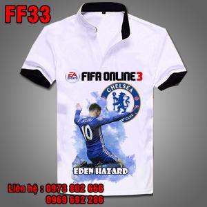 Áo phông Hazard- Fifa Online 3