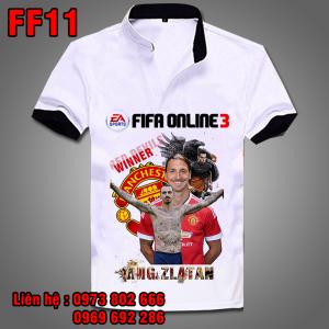 Áo phông Ibrahimovic FF11- Fifa Online 3