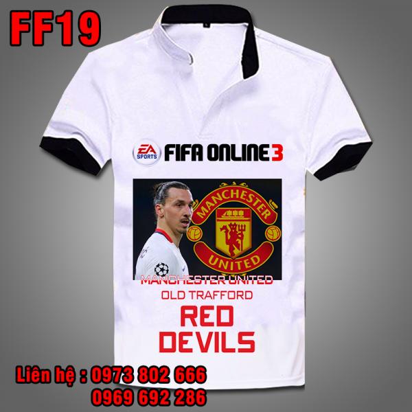 Áo phông Ibrahimovic- Fifa Online 3