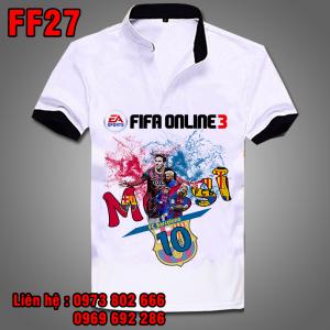 Áo phông Messi FF27 - Fifa Online 3
