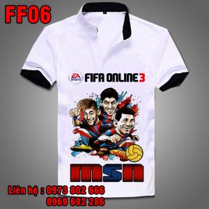 Áo phông MSN - Fifa Online 3
