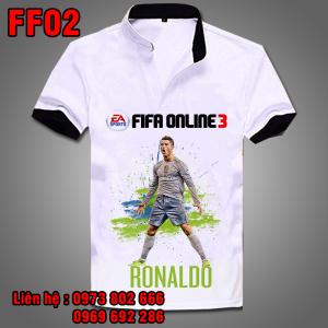 Áo phông Ronaldo FF02 - Fifa Online 3