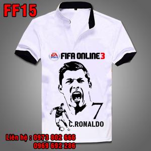 Áo phông Ronaldo FF15- Fifa Online 3