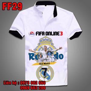 Áo phông Ronaldo FF29 - Fifa Online 3