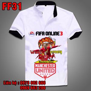Áo phông Rooney - Fifa Online 3