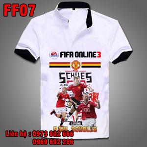 Áo phông Scholes - Fifa Online 3