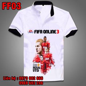 Áo phông Team MU - Fifa Online 3