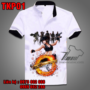 Áo phông Truy Kích TKP01
