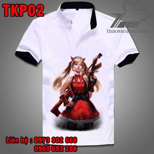 Áo phông Truy Kích TKP02