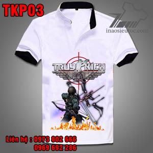 Áo phông Truy Kích TKP03