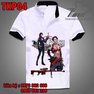 Áo phông Truy Kích TKP04