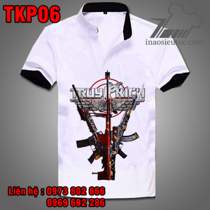Áo phông Truy Kích TKP06