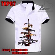 Áo phông Truy Kích TKP07