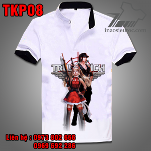 Áo phông Truy Kích TKP08