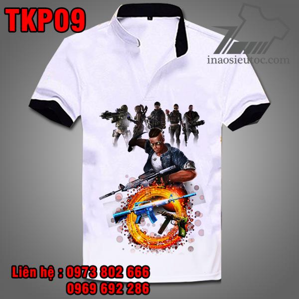 Áo phông Truy Kích TKP09