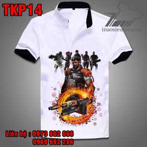 Áo phông Truy Kích TKP14