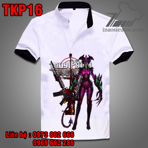 Áo phông Truy Kích TKP16