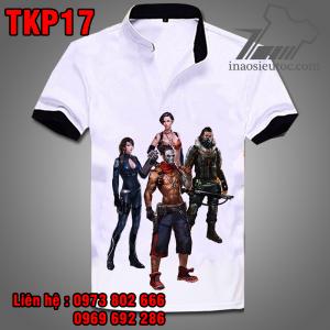 Áo phông Truy Kích TKP17