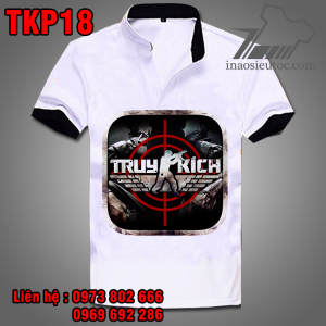 Áo phông Truy Kích TKP18