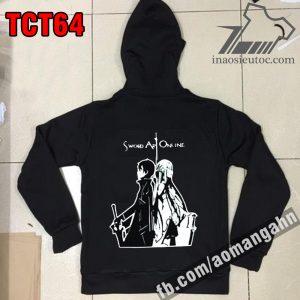 Shop in áo khoác Sword Art Online theo yêu cầu đẹp giá rẻ