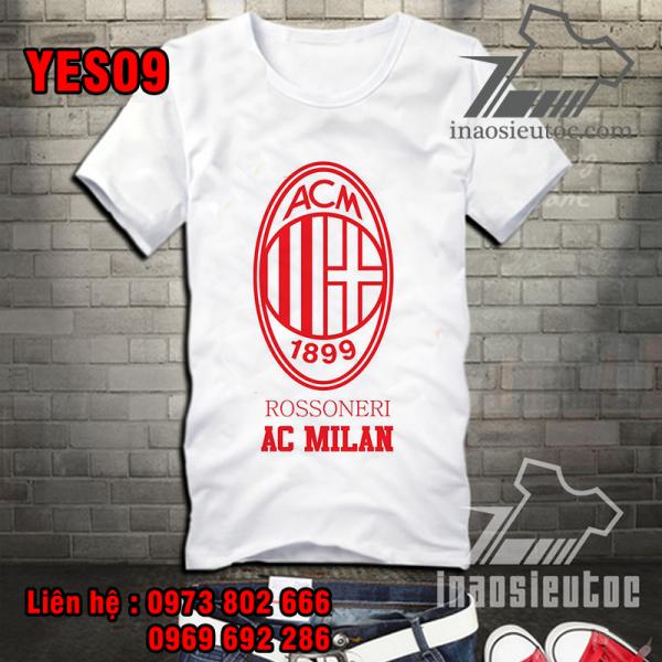 Áo bóng đá AC Milan giá rẻ ở lâm đồng