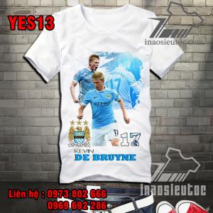 Áo bóng đá manchester city De Bruyn giá rẻ, uy tín ở ninh thuận