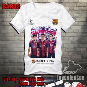 địa chỉ làm áo nhóm club Barcelona  giá rẻ ở cà mau