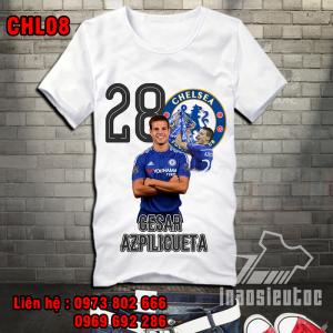 Áo bóng đá Chelsea Azpilicueta giá rẻ, chất lượng ở tphcm
