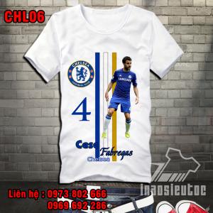 Áo bóng đá Chelsea Fabregas giá tốt nhất ở đà nẵng