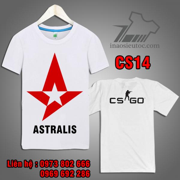 Áo Game CS GO team astralis đẹp rẻ ở yên bái