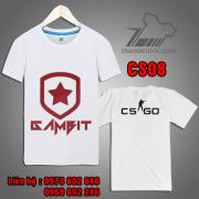 Áo Game CS GO team gambit đẹp chất lượng ở phú thọ
