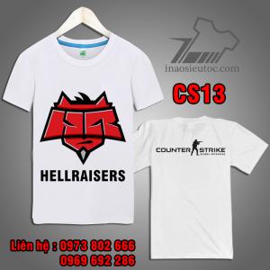 Áo Game CS GO team hellraisers giá rẻ hấp dẫn vĩnh phúc